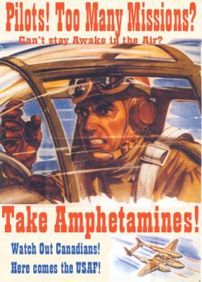 amphetaminespilots